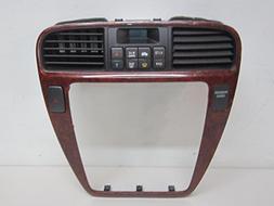 01 02 03 04 05 06 ACURA MDX CLIMATE CONTROL RADIO DASH BEZEL