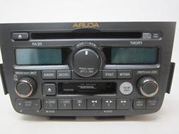 04 ACURA MDX 6 DISC CD PLAYER RADIO