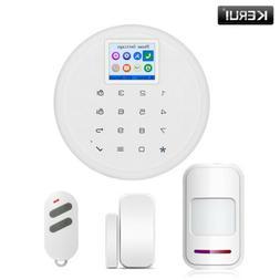 KERUI 1.7inch Wireless Home Office Business Security Alarm S