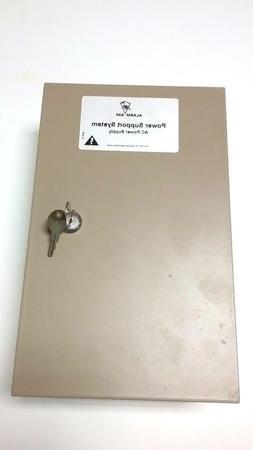 1 USED ALARM SAF #51-357B POWER SUPPORT SYSTEM - AC POWER SU