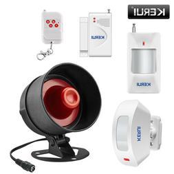 KERUI 100dB Wireless Local Anti-theft Alarm Security System