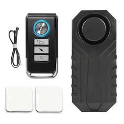113dB Motorcycle Scooter Bike Anti-Theft Security Alarm Syst