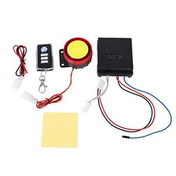 uxcell 12V 125dB Motorcycle Horn Anti Theft Security Alarm S