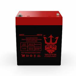 NEW! 12V 4AH Alarm Security Fire System Battery 12 Volt 4 Am