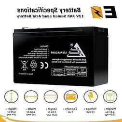 12V 7Ah Sealed Lead Acid/SLA Battery for Universal ALARM CON