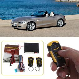 12V Auto Car Alarm Remote Central Door Locking Vehicle Keyle