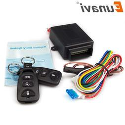 Eunavi 12V New Universal <font><b>Car</b></font> Auto Remote