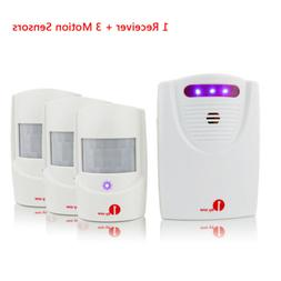 1BYONE Wireless Home Alarm Security System Door Window Entry