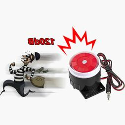 1Pc Wired Mini Horn Siren House Office Security Sound Alarm