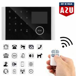 """2.4"""" TFT 433MHz Wireless GSM+WIFI Smart doorbell Home Securi"""