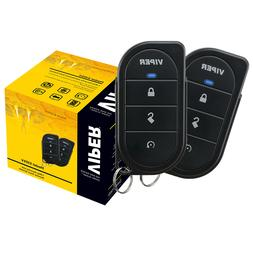 VIPER 5105V 1 WAY CAR ALARM REMOTE START SECURITY SYSTEM KEY