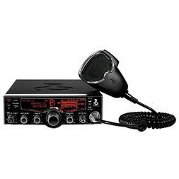 Cobra 29LX Professional CB Radio - NOAA Weather Channels and
