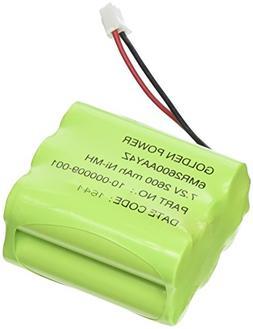 2gig BATT2X Console Rechargeable Battery Pack