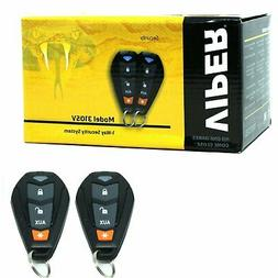 Viper 3105V CAR ALARM SECURITY SYSTEM KEYLESS SYSTEM 3 CHANN