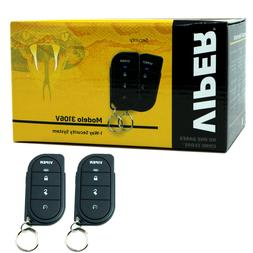 Viper 3106V CAR ALARM SECURITY SYSTEM KEYLESS SYSTEM 3 CHANN