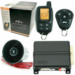 Avital 3305L 2-Way LCD Keyless Entry Vehicle Security System