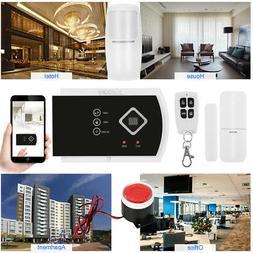 KKmoon 433MHz Wireless APP Control Home Burglar Security Ala