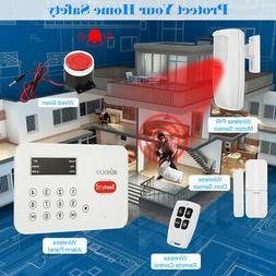KKmoon 433MHz Wireless Door Sensor Remote Control Alarm Secu