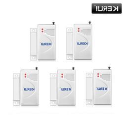 KERUI 433MHz Wireless Door Window Magnetic Motion Detectors