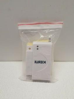 433MHz Wireless Door/Window Magnetic Sensor For GSM Home Sec
