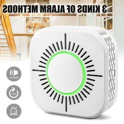 433MHz Wireless Fire Smoke Sensor Detector Alarm Home Securi