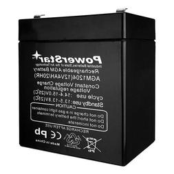 12V 4AH Sealed Lead Acid  Battery for Home Alarm Security Sy