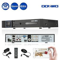 OWSOO 4CH H.264 Full 1080N P2P Network DVR CCTV Security Pho