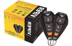 VIPER 5105V 1 WAY CAR ALARM AND REMOTE START VIPER SECURITY