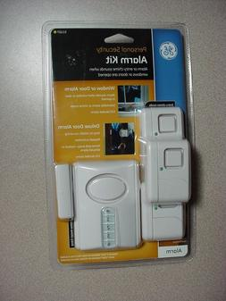 GE 51107 Smart Home Wireless 120 dB Alarm System Kit