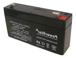 6VOLT 1.2AH SLA Battery 6V1.3AH 6V1.4AH 6V1.2AH - US Stock