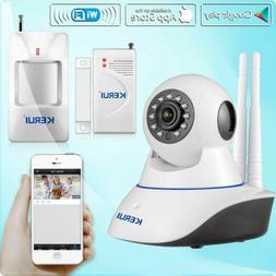 KERUI 720P  Indoor Home Security IP Camera / Surveillance Al