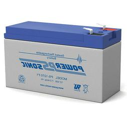 Power-Sonic UltraTech UT1270 12V 7 Ah Sealed Lead Acid Alarm