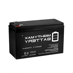 Mighty Max Battery 12V 8Ah SLA Battery Replaces Agri-Alert 8