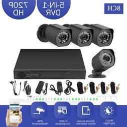 8ch 4ch 1080p hdmi dvr video 720p