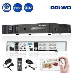 OWSOO 8CH H.264 Full 1080N P2P Network DVR CCTV Security Pho