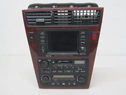99 00 01 02 03 ACURA RL CASSETTE PLAYER RADIO NAVIGATION DIS