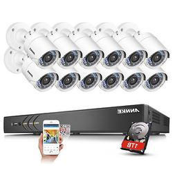 16ch 3mp dvr 12x 1080p in outdoor