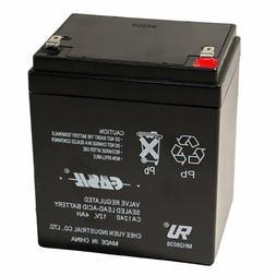 CASIL CA-1240 12V 4AH Alarm System Battery Back Up Vista 20P