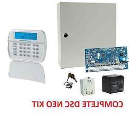 COMPLETE DSC NEO ALARM SYSTEM - INCLUDES HS2064, PC5003, HS2