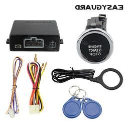 Easyguard  quality valet mode programing method car alarm sy