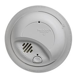 First Alert Smoke Detector Alarm | Hardwired with Backup Bat