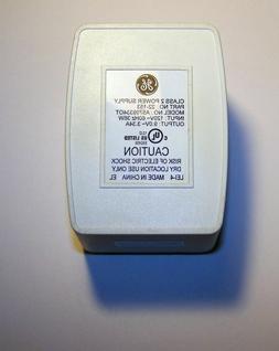 GE 22-153 9VAC 3.34Amp Power Transformer/Adaptor for Alarm S