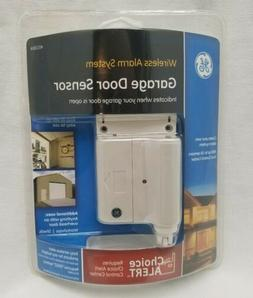 GE Choice Alert Wireless Alarm System Garage Door Sensor