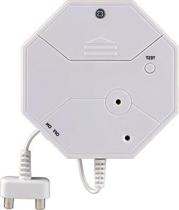 GE Personal Security Water Leak Alarm, Water Leak Detection,