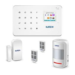 GSM 3G Alarm System Kit - KERUI G183 Wireless WCDMA DIY Home