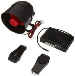 Gravity Car Alarm & Keyless Entry system w/ Internal Shock S