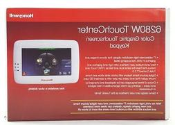 Honeywell Ademco 6280W Color Touch-Screen Keypad w/ Voice, W