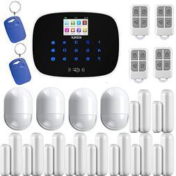 KERUI W193 Wireless Alarm System-WIFI 3G PSTN Auto Dial DIY