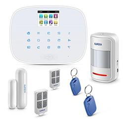 KERUI Wireless Home/House Business Security Alarm System,3G