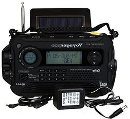 Kaito Voyager Pro KA600 Digital Solar Dynamo,Wind Up,Dynamo